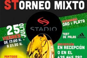 ST Torneo Mixto 2014