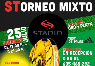ST Torneo Mixto Stadio 2014