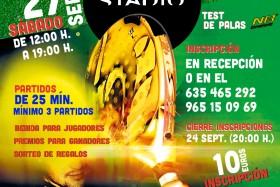 ST Torneo Mixto septiembre 2014