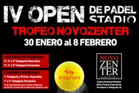 IV Torneo Open Pádel Stadio